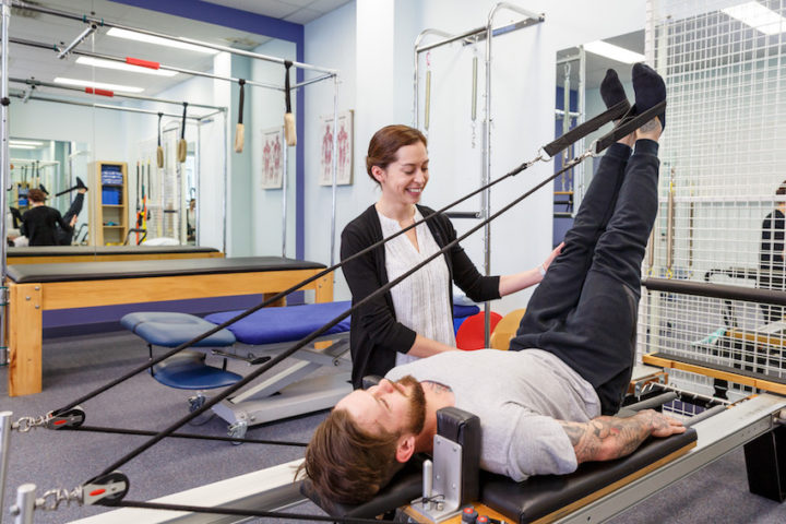 Pilates-Informed Physio